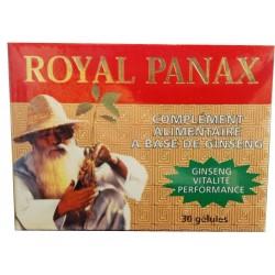 Royal Panax (Ginseng) - Nutrition concept