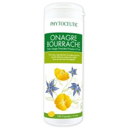 Onagre Bourrache - Phytoceutic