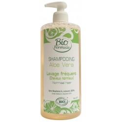 Shampoing Aloe Vera bio (700ml) - Bio Formule