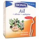 Ail, olivier, aubépine, vitamine E- Bional
