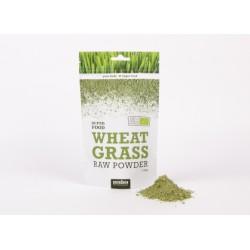 Poudre d'herbe de blé - Super Food - Purasana