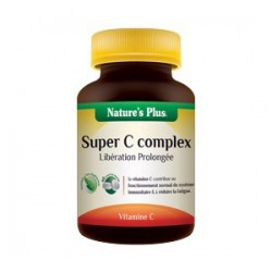 Super C complex - Nature's Plus