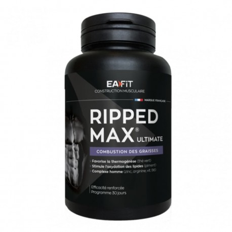 RIPPED MAX ULTIMATE (ACTION GLOBALE)