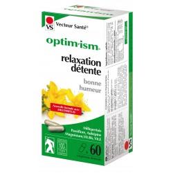 OPTIM'ISM (bonne humeur,vitalité) - VECTEUR SANTE