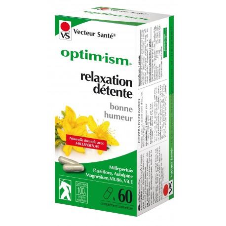 Vente OPTIM'ISM (bonne humeur,vitalité) V101 Compléments alimentaires et bio
