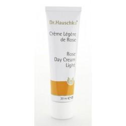 CRÈME LÉGÈRE DE ROSE - Dr HAUSCHKA