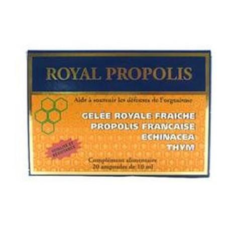 """Vente ROYAL PROPOLIS fortifiant, """"antibiotique naturel"""" PR01 Compléments alimentaires et bio"""