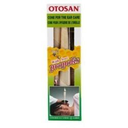 Vente BOUGIES D'OREILLES (à la propolis/OTOSAN) 8042 Cosmétique bio et naturel