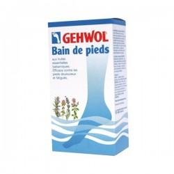Bain de pieds - GEHWOL