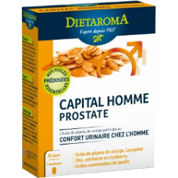 CAPITAL HOMME PROSTATE - DIETAROMA