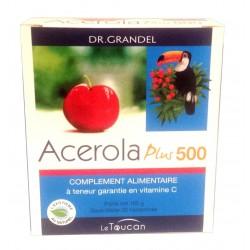 Acerola plus 500 - LE TOUCAN