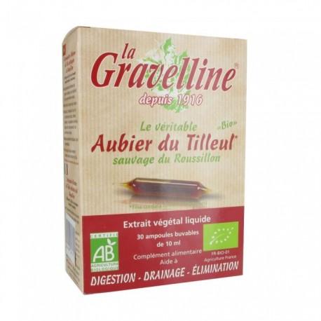 AUBIER DE TILLEUL (draineur naturel, élimination) - LA GRAVELLINE